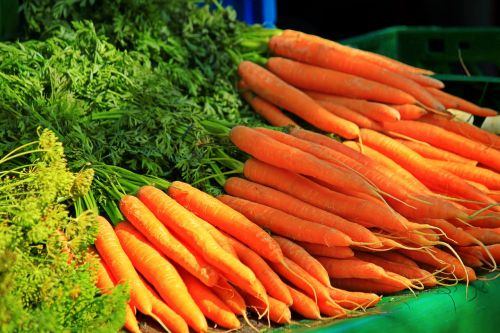 carrots vegetables healthy