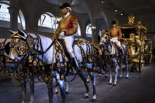 carrozza horse jockey