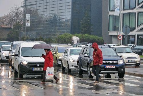 cars weather rain