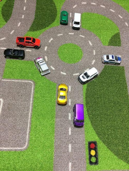 cars traffic commuting