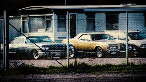 cars  americans  vintage