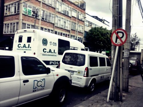Cars In Bogota