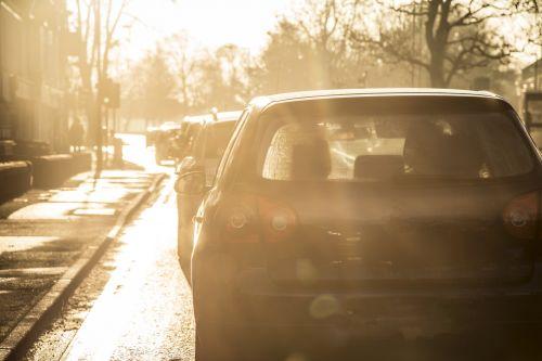 Cars In Sunshine