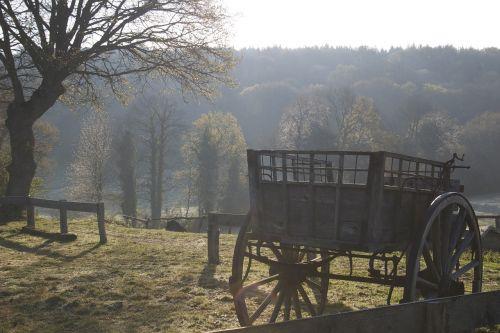 cart field sleigh