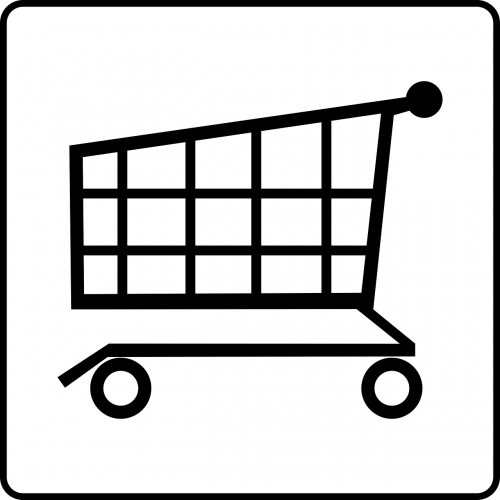 cart shopping ecommerce