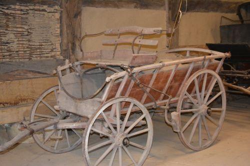 cart museum village