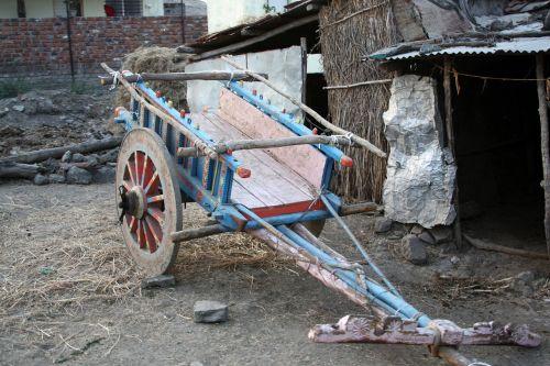 cart ox cart bullock cart