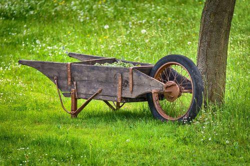 cart garden tool