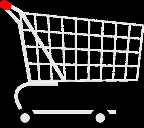 cart shopping shopping cart