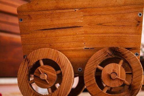 cart wood craftsmanship