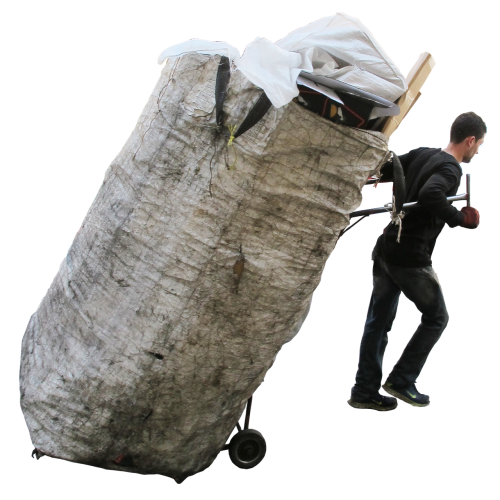 cart sack truck bag