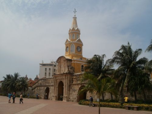 cartagena city sea