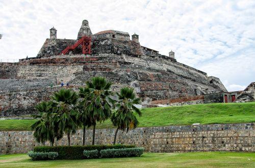 cartagena colombia castillo de san felipe