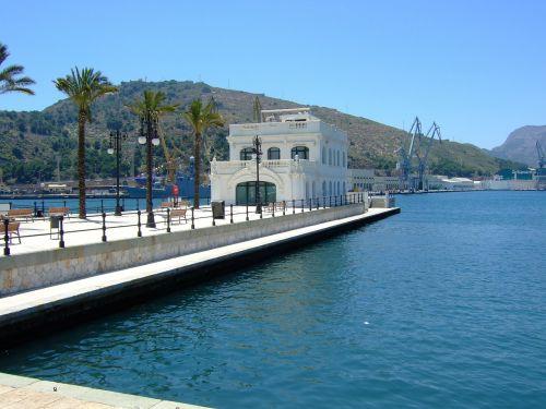 cartagena murcia port
