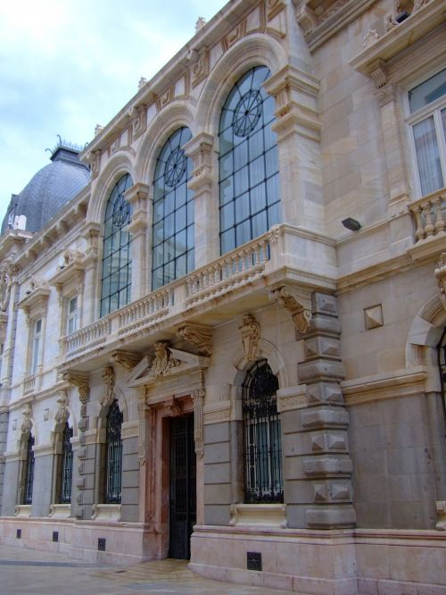 cartagena consistory city hall