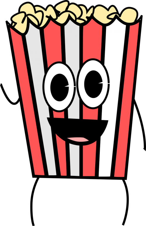 cartoon food movies