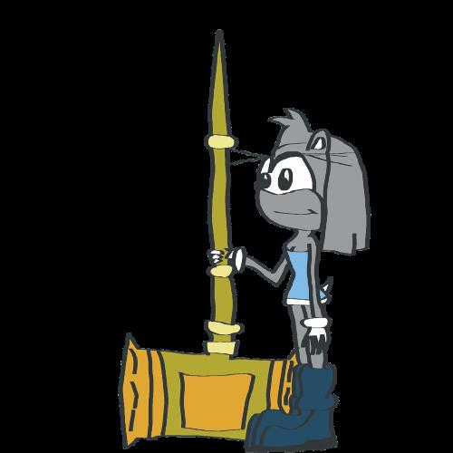 cartoon figure cartoon character