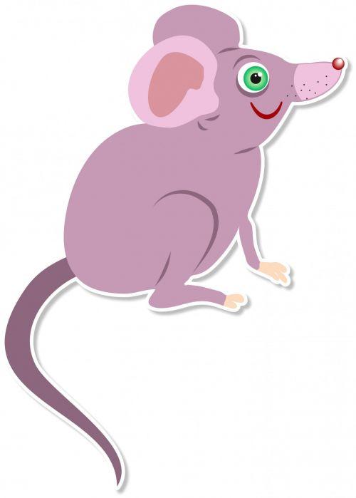 Cartoon Mouse Clipart
