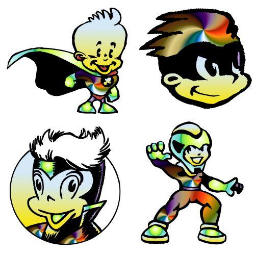 Cartoons Tiny Heroes 7