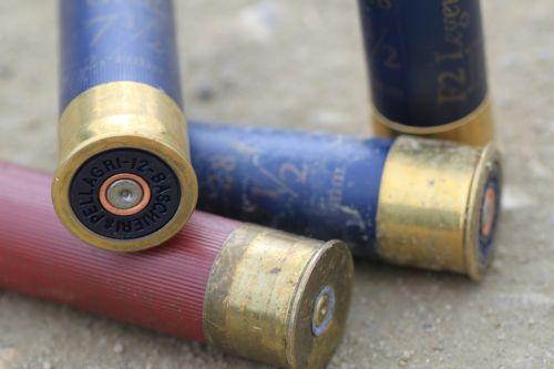 cartridge cases ammunition shotgun