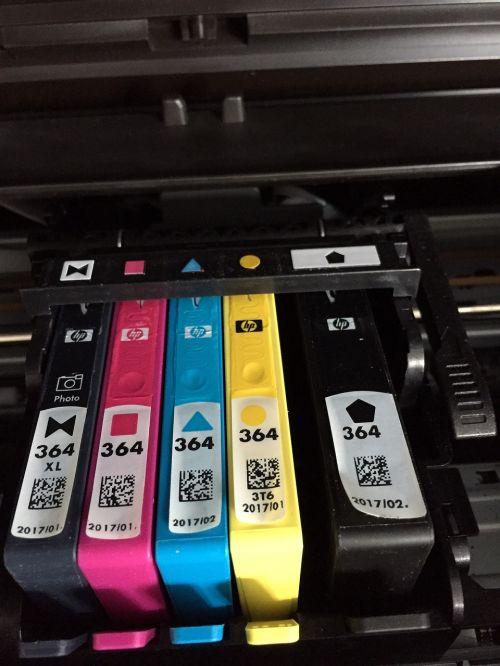 cartridges printer ink jet printer