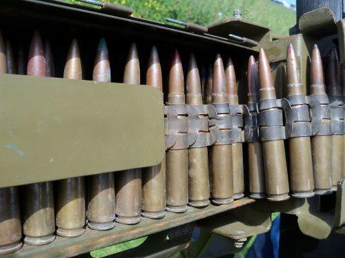 cartridges anti-aircraft second war landing normandy