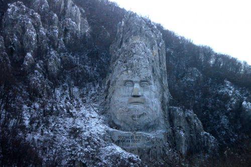 carved danube monuments