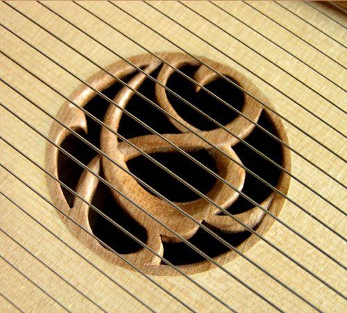 carving wood detail