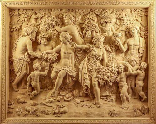 carving wood linden