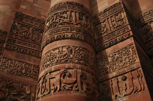 carvings wall temple