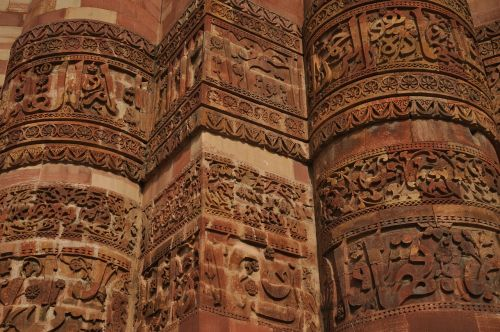 carvings building india