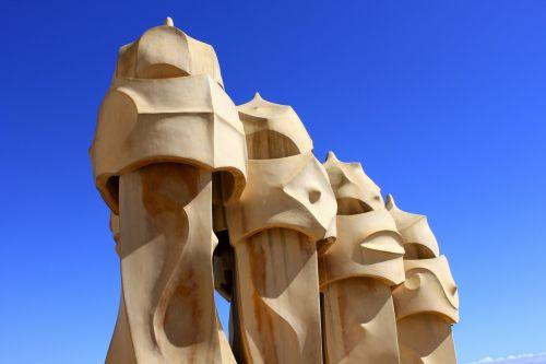 casa milà barcelona architecture