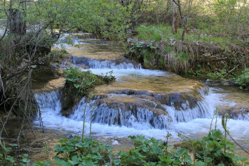 cascade nature plitvice