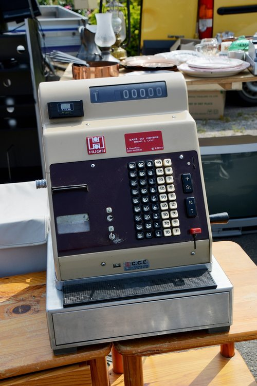 cash register  accounting  account
