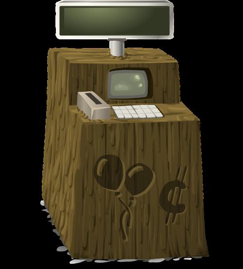 cash register retail cash