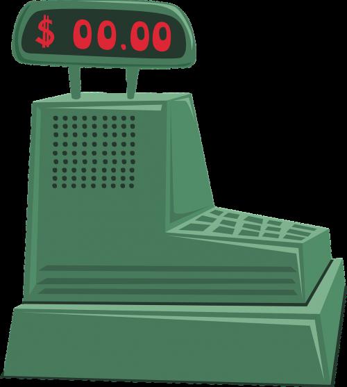 cash register till register