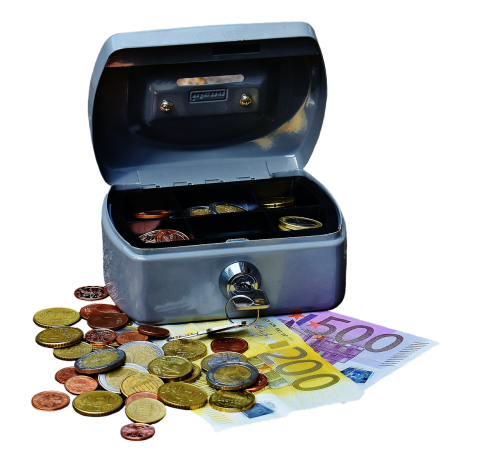 cashbox money currency