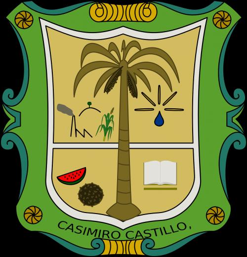 casimiro castillo shield