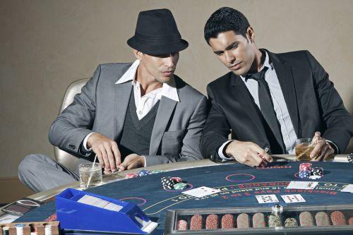 casino poker playing