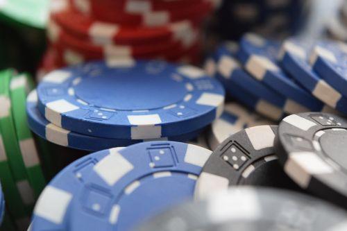 casino chip map