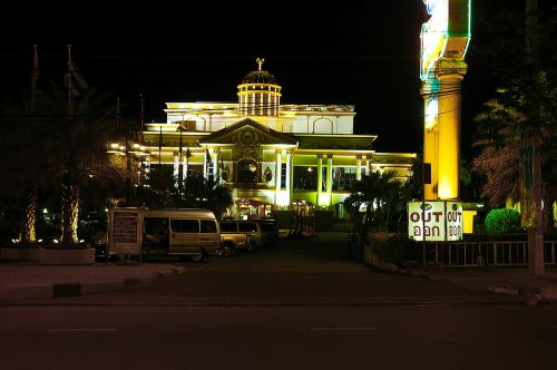 casino at night pattaya
