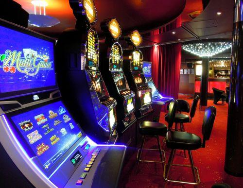 casino slot machines excitement
