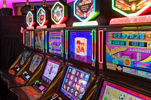 casino game of chance slot machines
