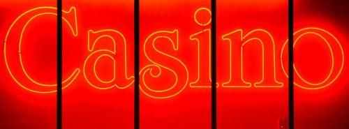 casino neon sign neon