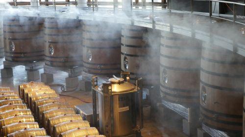 casks wine winery