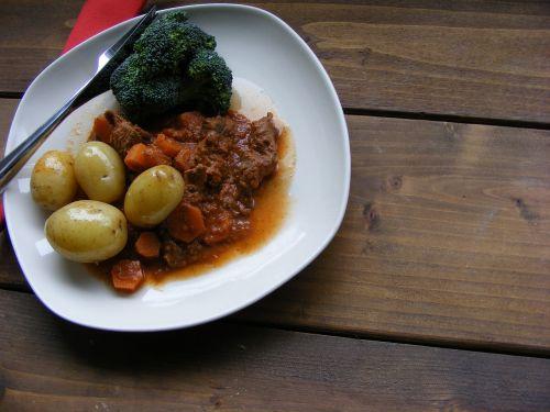 casserole food broccoli