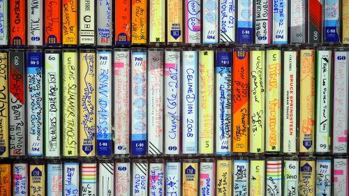 cassette tape music
