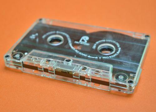 cassette tape cassette music