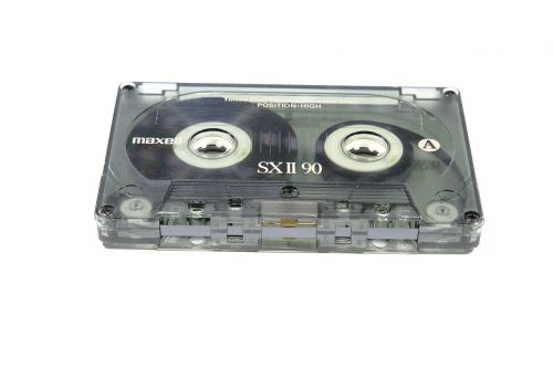 cassette tape magnetband
