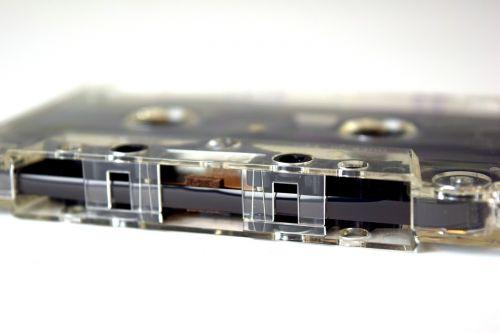 cassette tape audio